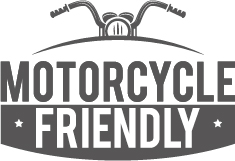 MOTORCYCLE FRIENDLY